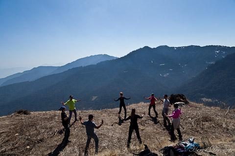 Chemins et decouverte - Qi Gong randonnée