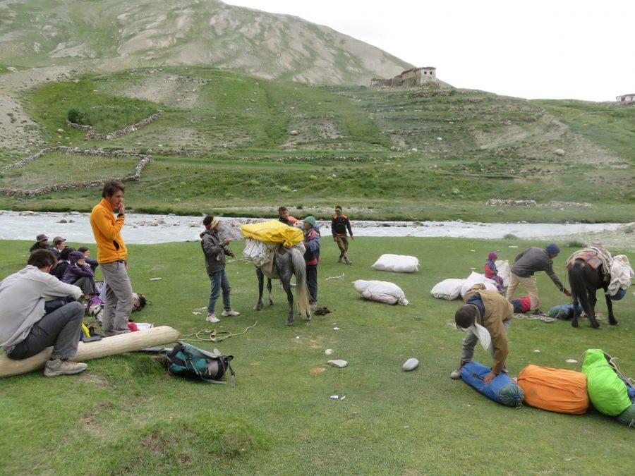 Zanskar 2016 - 5 - Chemins et découverte