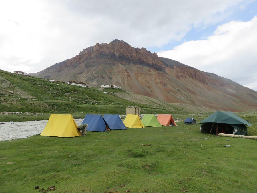 Zanskar 2016 - 4 - Chemins et découverte