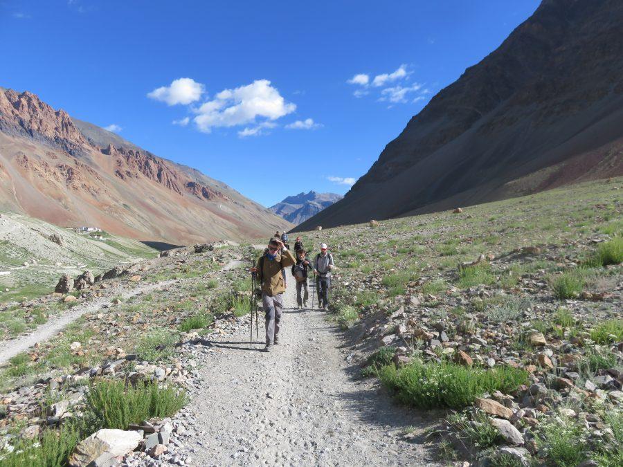 Zanskar 2016 - 2 - Chemins et découverte