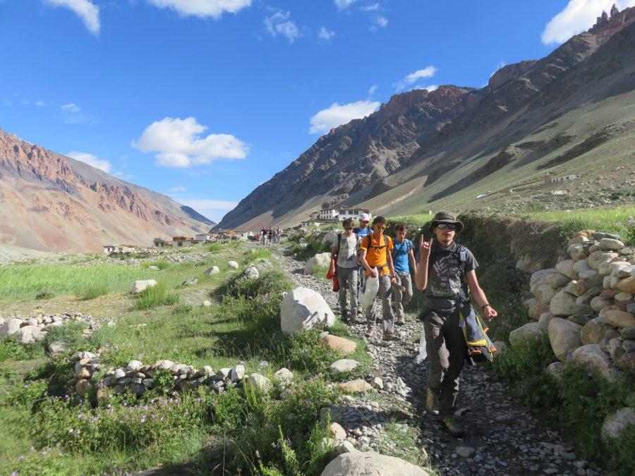 Zanskar 2016 - Chemins et découverte