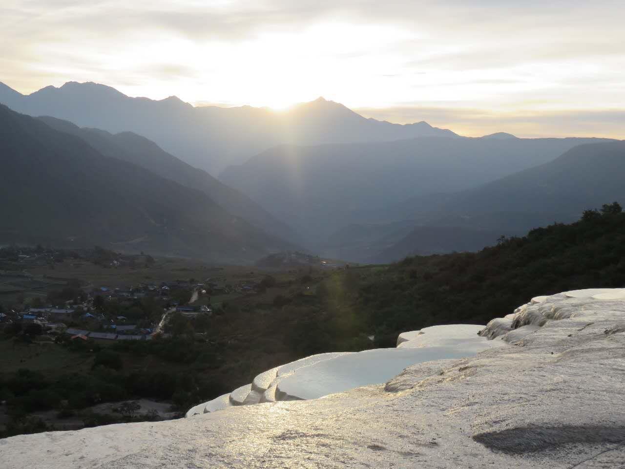 Yunnan 2016 -5- Chemins et découverte